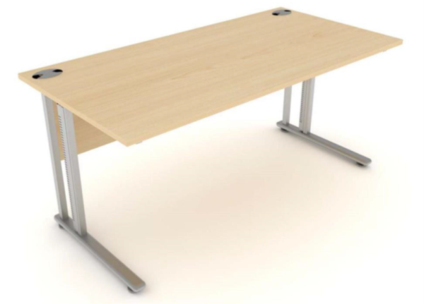 Rectangle Flexi desks
