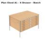 A1 – 6 drawer