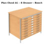 A1 – 8 drawer